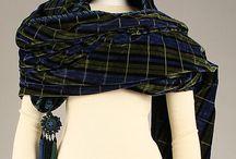 Hist:Vic-Outerwear & Accessories / Shoes, boots, coats, wraps, hats, capes, shawls, parasols, gloves, purses... / by Laura Knappenberger