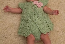 Knit/Crochet Apparel (Infant-Child) / by Shannon Carter