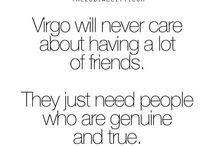 Being a Virgo