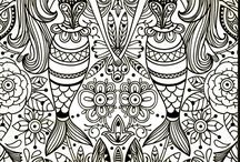 colouring pages 1