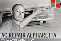AC Repair Alpharetta / by ClimateSmith, LLC