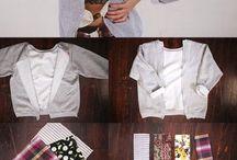 Одежда. Hand made