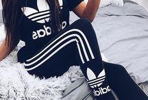 Adidas aye / Adidas outfits ☯