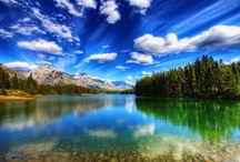 Nature-doğa manzara resim