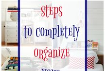 [Home] Organizing, decluttering & minimalism
