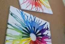 Craft ideas / by Lexie Niebrugge