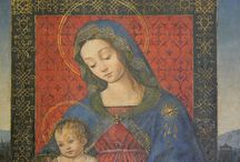 ITALY 15th-16th-c. - Details / +++ MORE DETAILS OF ARTWORKS : https://www.flickr.com/photos/144232185@N03/collections