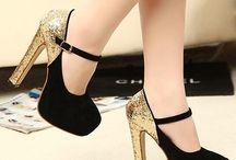 Footwear love..