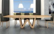 TAVOLI ALLUNGABILI / Idee e proposte per decorare e arredare le sale da pranzo e salotti con tavoli allungabili. Top Home, il tuo negozio online di arredamento.