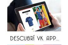 VITNIK APP / ¿Ya tenés la aplicación en tu tablet y celular? Descargá VK App y disfrutá la nueva forma de vivir el catálogo! https://vimeo.com/106490628