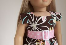 Doll Clothes and Patterns