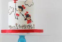 Infantil: Bolo // Cake Kids