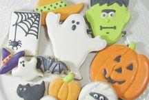 Halloween spooky food  / Creepy #cakes, spooky #snacks and nightmare #nibbles!
