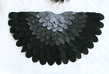 robin bird costume
