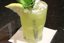 HRC Signature Cocktails / Our great selection of cocktails which are one of a kind!