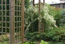 Садово- огородный, ландшафт