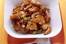 Fishy tastes / Fish and seafood recipes