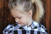 Mädchen Frisuren