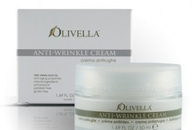 Face Care / The Olivella face care line includes anti-wrinkle cream, contour eye cream, facial cream, moisturizer, and everything is totally natural. Based in 100% olive oil, the nourishment it provides for our one-of-a-kind face care line will leave you feeling amazing. The olive oil benefits are endless and we hope you agree. / by Olivella