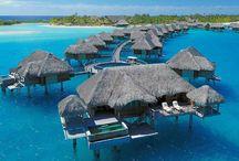 Bora Bora. Another possibility