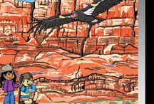 Condors on the Rise / More than 3,000 species of wildlife occur on BLM's more than 245 million acres in 23 States, dispersed over some of the Nation's most ecologically diverse and essential habitat. A cooperative conservation and recovery effort between partners and the American public has helped California condors recover from the brink of extinction. Seventy-five of the world's 439 condors live throughout northern Arizona within the BLM-managed Vermilion Cliffs National Monument. / by Bureau of Land Management