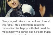 Hunger Games / Hunger Games / by Katie S
