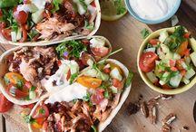 Essen Mexiko
