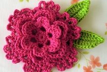 Crochet Flowers / by Bethel Stephensen