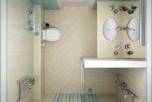 Bathrooms / by Prue Miles