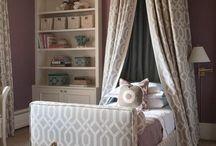 Sewing ideas / Kids room drape