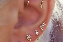 ear pircing✌