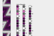 Beads, Bead Loom, Ideas, etc