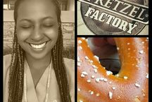 Happy Customers / Snap it. Eat it. Share it.  Tag PPF on Pinterest, Facebook or Twitter and your scrumptious treat could end up here. / by Philly Pretzel Factory