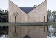 Kościoły / współczesna architektura sakralna
