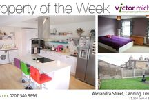 Our Property of the Week / Check out the best properties on the market with us every week.