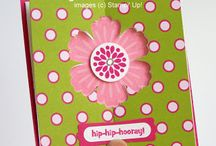 Stampin' Stuff-Punch / by MaryAnn Hilleary