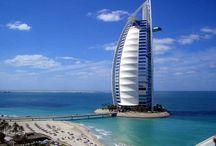 Emiratos Árabes / Descubre el lujo de arabia.
