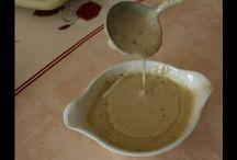 Sauce poivrevert