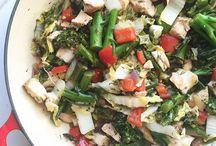 Rockin' One Pan Recipes
