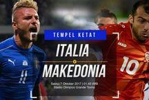 Prediksi Italia vs Makedonia Kualifikasi Piala Dunia 2018