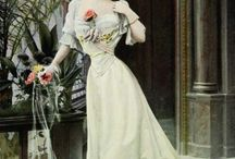 Edwardian (and a little later) Fashion  / by Susanna Ives
