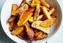 Vegan Recipes - Sides