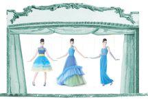 Sfere alchemiche collection spring summer 2015: Speciale Sposa / Abitart presenta la sua nuova linea Sposa / by Abitart Vanessa Foglia