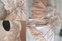 christening wedding dress