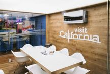Visit California / After winning a global pitch for the biggest travel market in the world, we were excited to 'bring the outside in' for our new client, Visit California. Producing stands in Europe and the rest of the world, our team continue to facilitate Visit California to showcase experiences in the beautiful US state.
