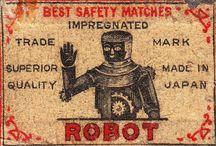 Inspiration: Robots