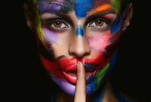 Maquillage par Katia REN