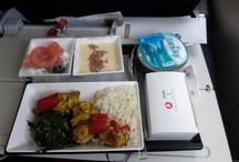 Plane meals