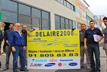 Nuestro personal / Imágenes de los miembros del equipo de Delaire 2000