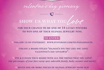 Silpada's Pin the Life You Love Valentine's Day Giveaway